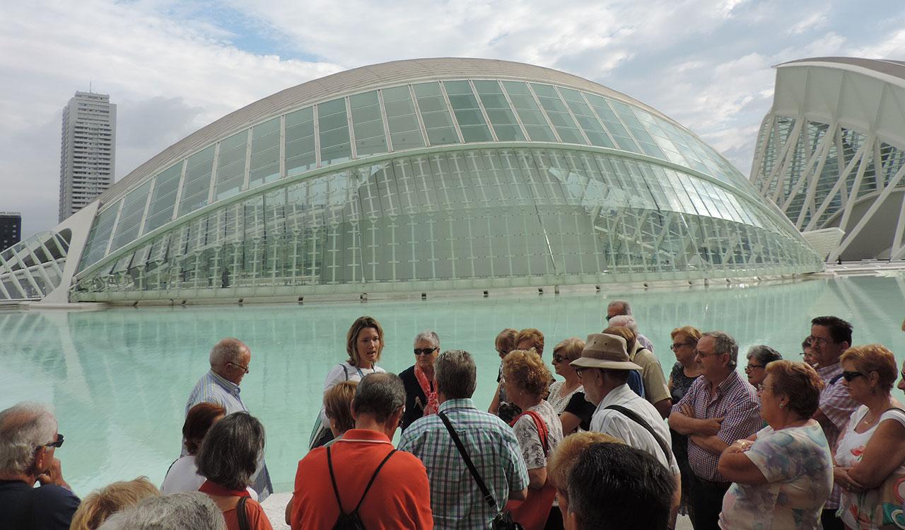 Guía de turismo en Valencia