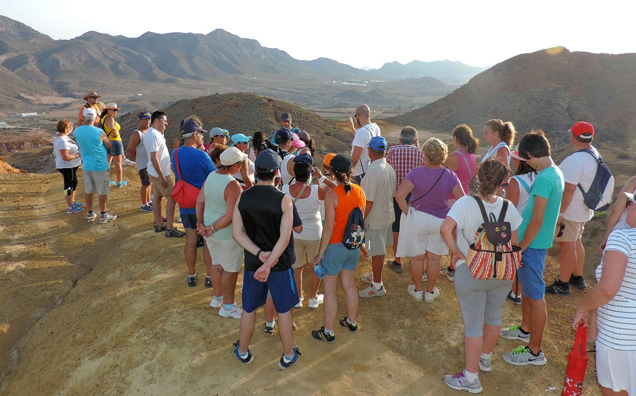Guía de turismo en Mazarrón