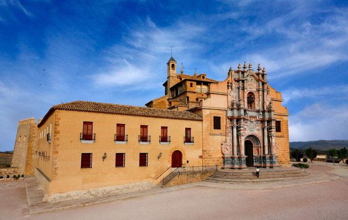 Santuario de la Vera Cruz de Caravaca