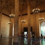 Interior de la Lonja de Seda