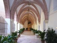 Claustro del Monasterio de San Jerónimo de Cotalba