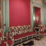 salón en el Museo Nacional de Cerámica