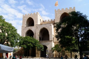 Interior Torres de Serrano